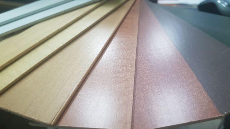 деревянные ламели 50мм для горизонтальных жалюзи