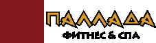логотип фитнесцентра Паллада