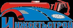 логотип Инжсетьстрой