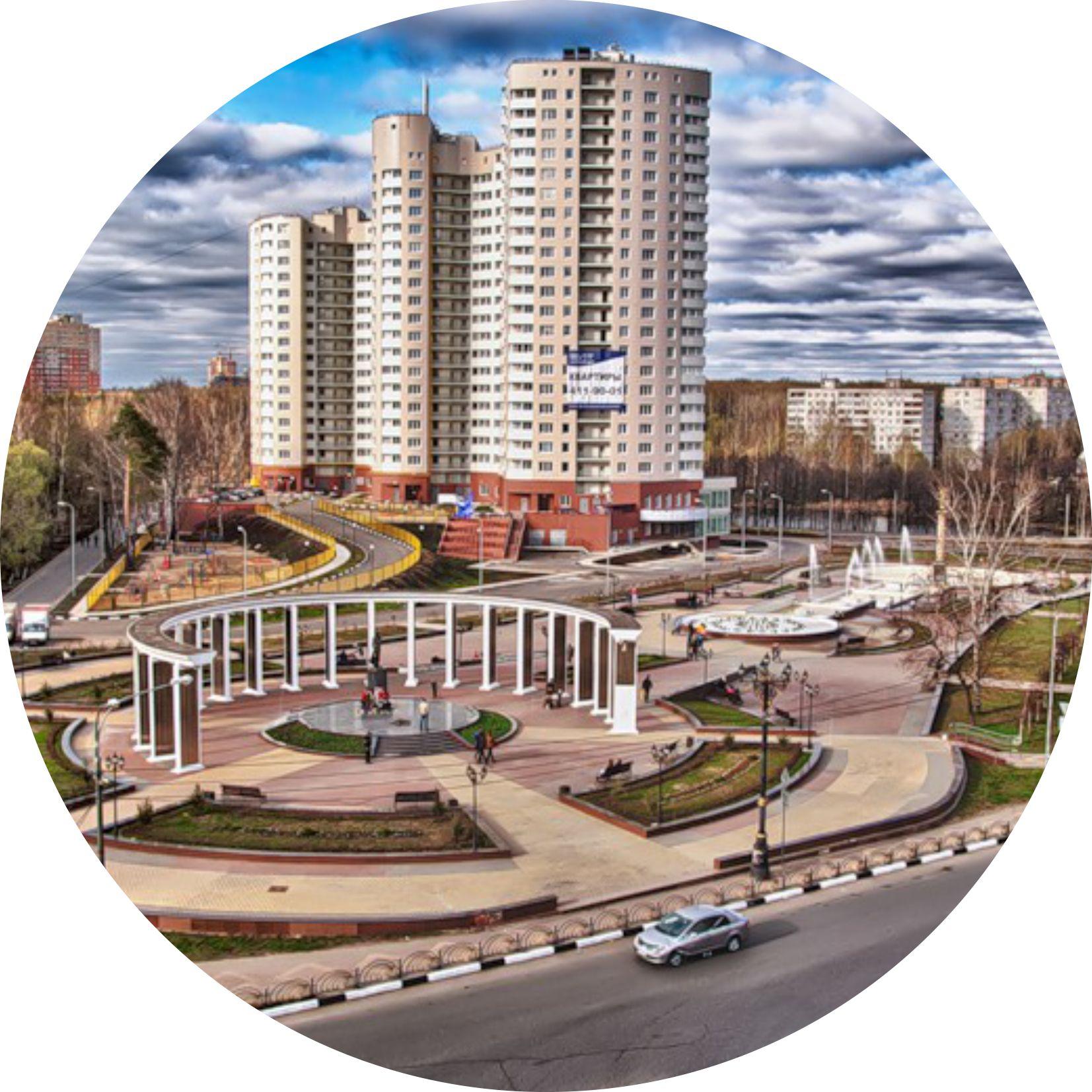 ЖК Парус в Пушкино
